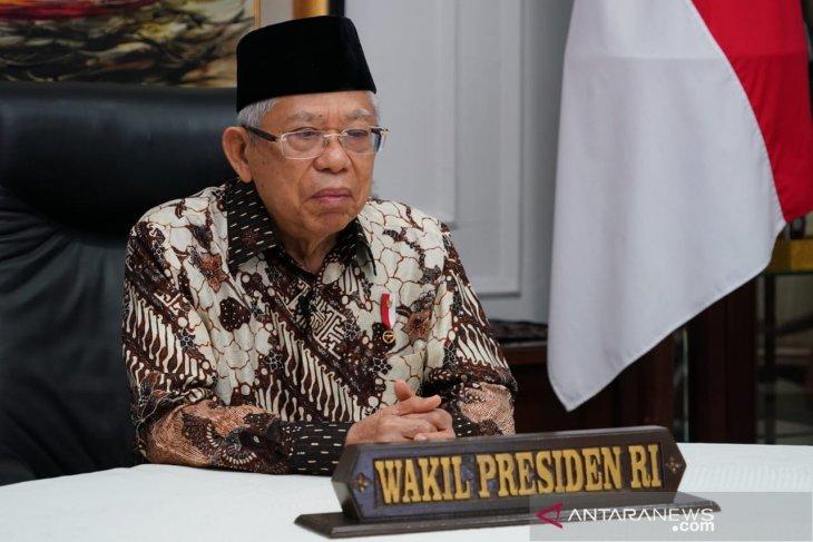 Ma'ruf Amin: Kawasan Industri Halal Jadi Faktor Penarik ...